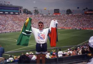 2 Finale Pasadena  Brazil Italy 1994
