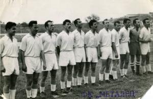 2 Timot FC Metalac