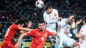 3 Macedonia Spain
