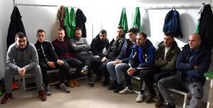 83 Fudbaleri Pelistyer strajk